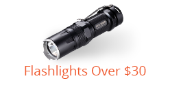 Flashlights Over 30 Dollars