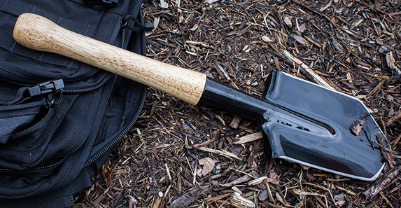 Cold Steel 92SF Special Forces Shovel, 19.6875
