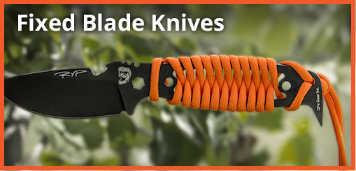 Fixed Blade Knives hover