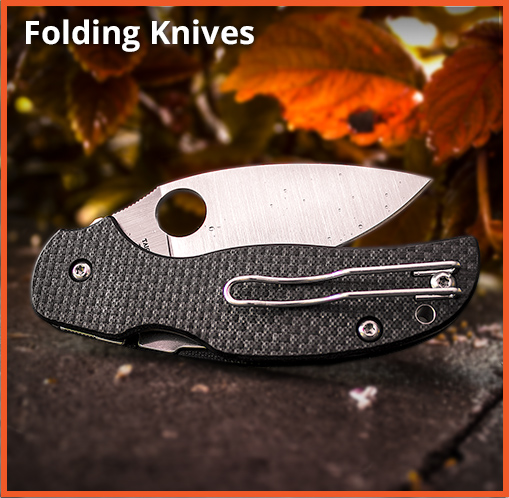Folding Knives hover