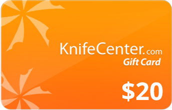 KnifeCenter knifeREWARDS $20