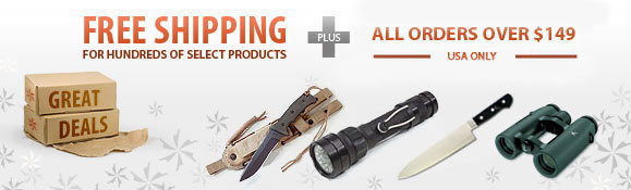 Shop with Free Shipping on hundreds of selected items!