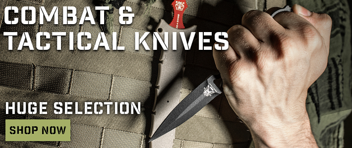 Combat and Tactical Knives