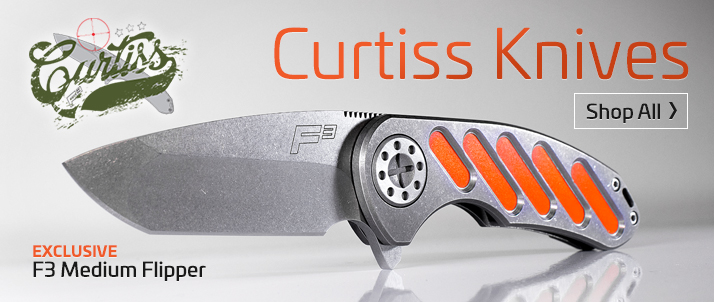 Shop Curtiss Knives