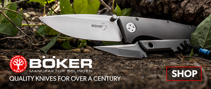 Shop All Boker