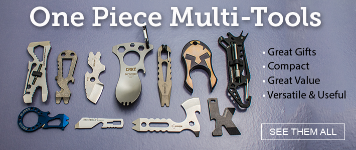 One Piece Multi-Tools