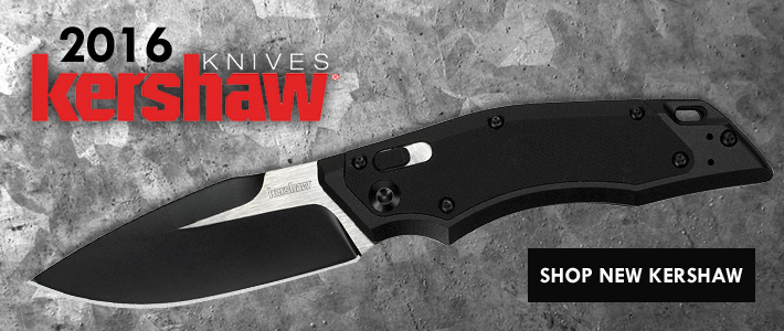 Shop New 2016 Kershaw