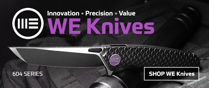 Shop WE Knives