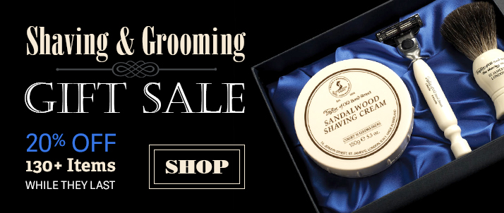 Shaving and Grooming Gift Sale