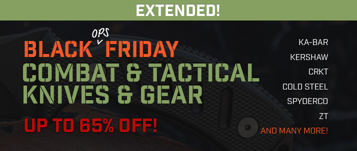 Black Ops Friday