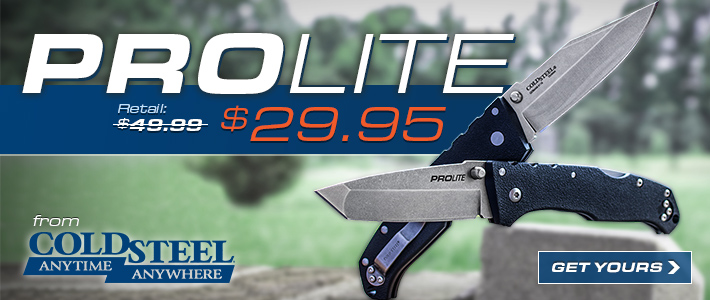 Cold Steel Pro-Lite Folding Knife