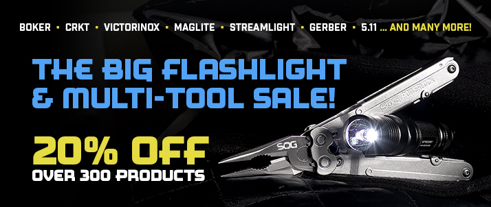 Flashlight Multi-Tool Deals