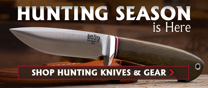 Shop Hunting Knives and Gear