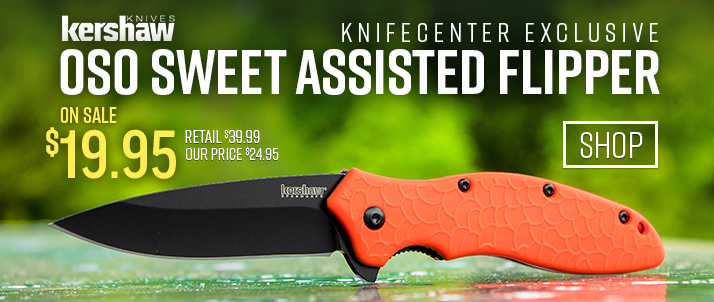 The Exclusive Kershaw Oso Sweet