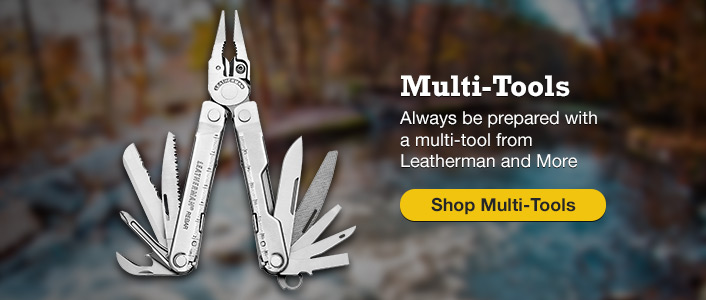 Shop Multi Tools at KnifeCenter
