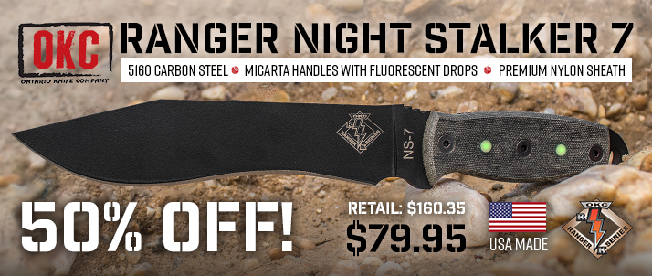 Ontario Ranger Series Night Stalker 7