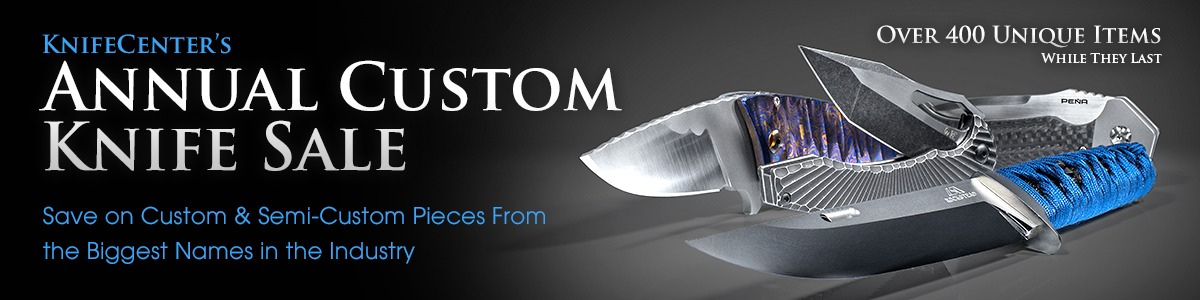 2017 Annual Custom Knife Sale