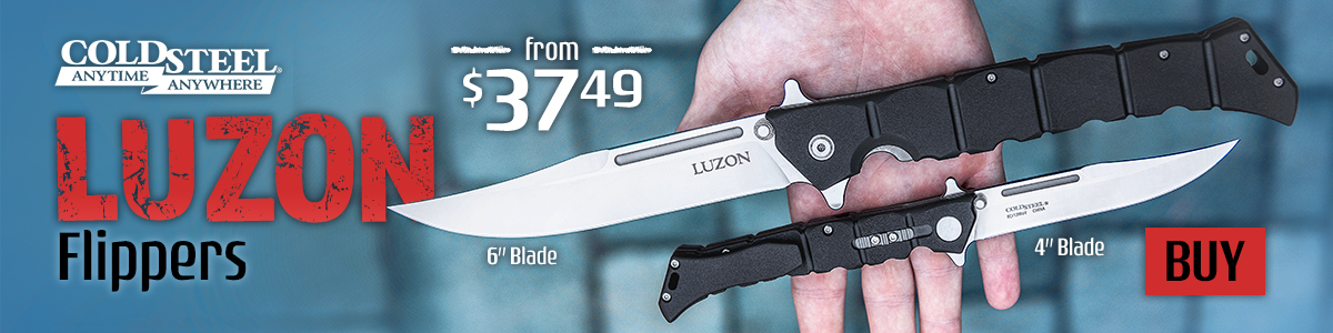 Cold Steel Luzon Flippers