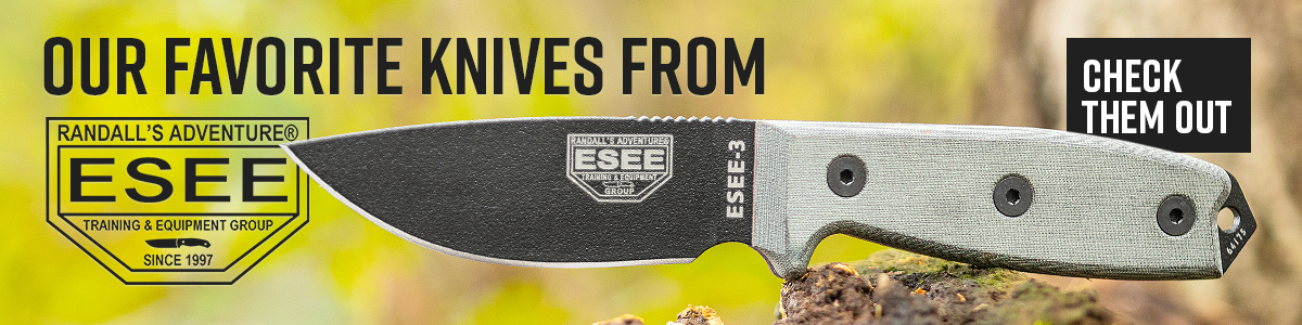 Our Favorite Knives from ESEE