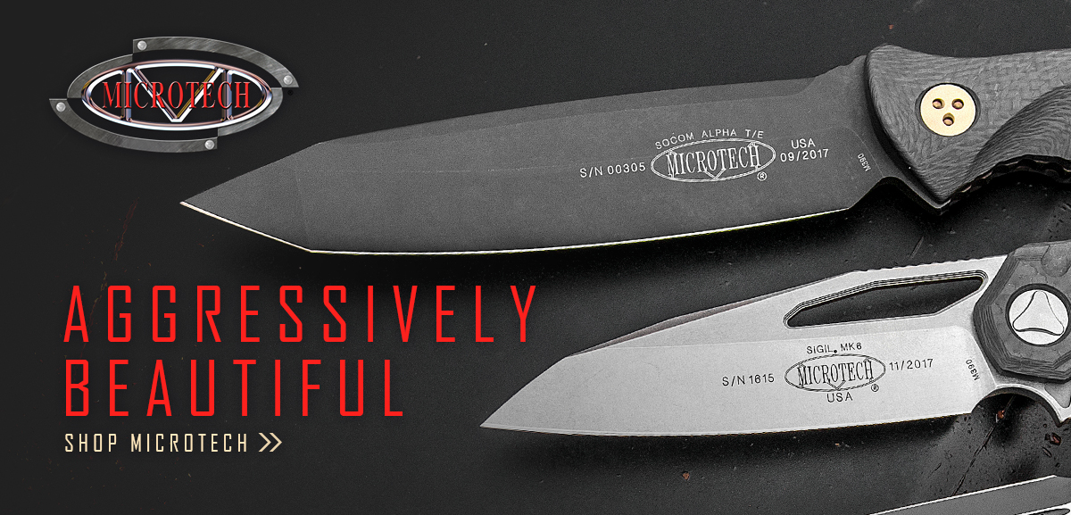 Shop Microtech Knives