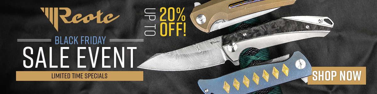 Reate Black Friday Sale Event