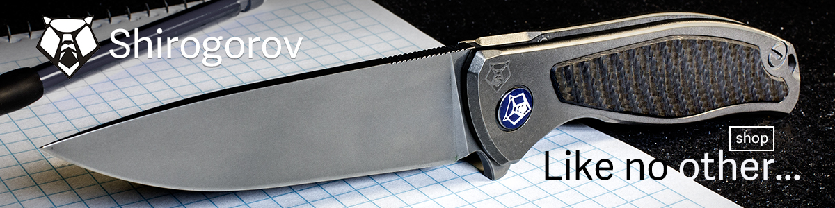 Shirogorov Knives