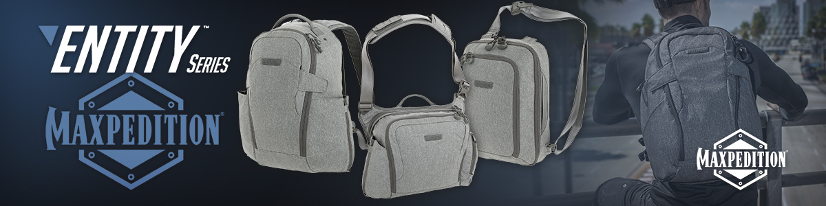 Maxpedition Entity NTT Bags and Gear