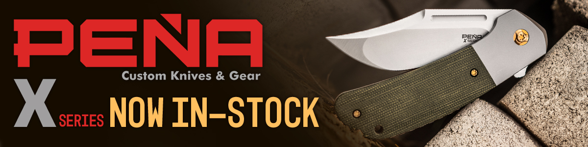 Pena X Series In Stock