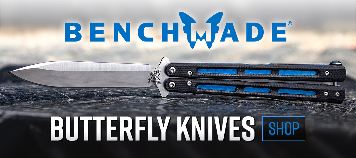 Shop Benchmade Butterfly Knives