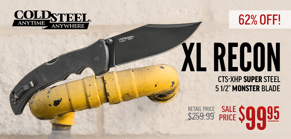 Cold Steel XL Recon