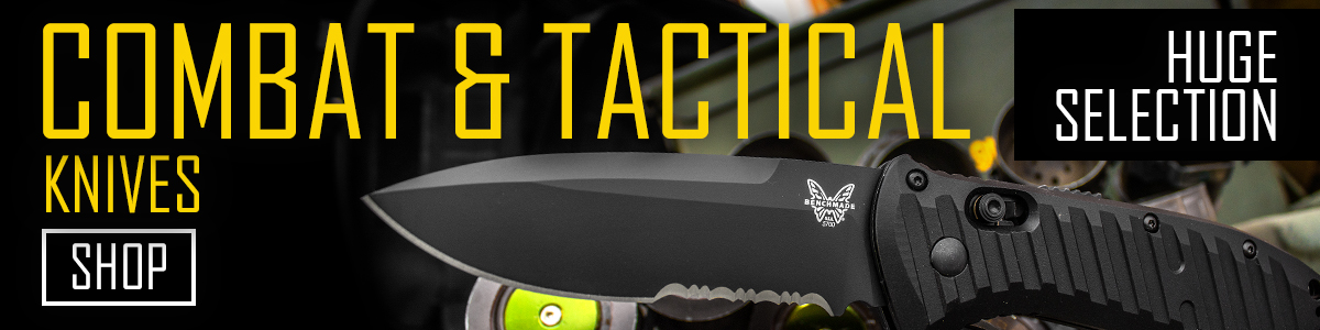 Shop Combat and Tactical Knives