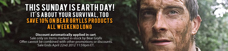 In-Stock Bear Grylls Products